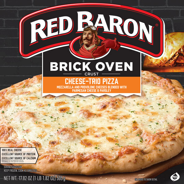 RED BARON® Brick Oven Pizza