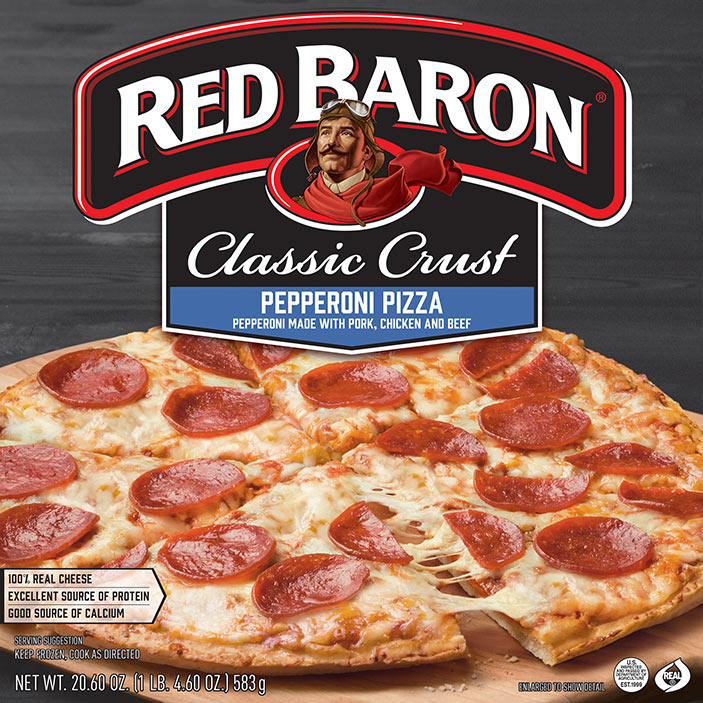 RED BARON® Classic Crust Pepperoni Pizza